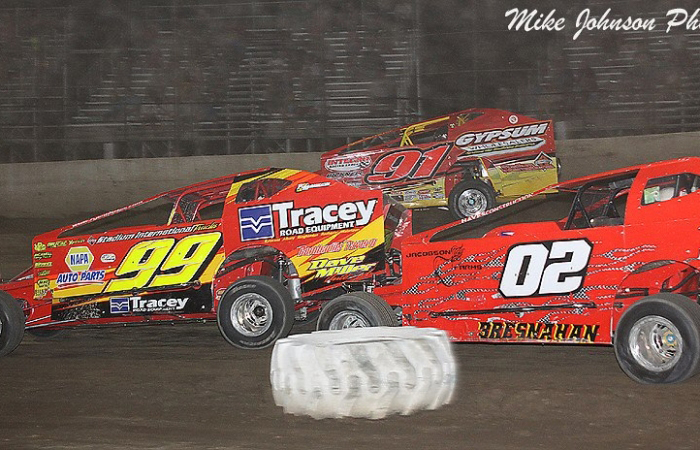 Billy Decker Wins Brewerton Speedway