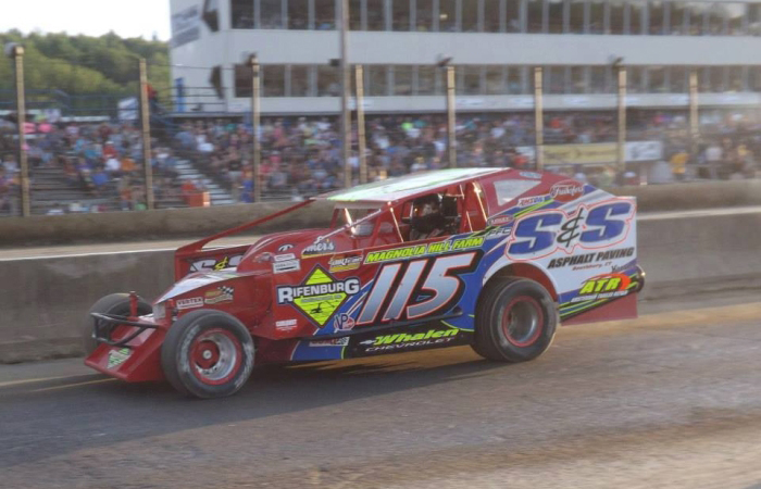 Kenny Tremont Wins at Lebanon Valley Speedway