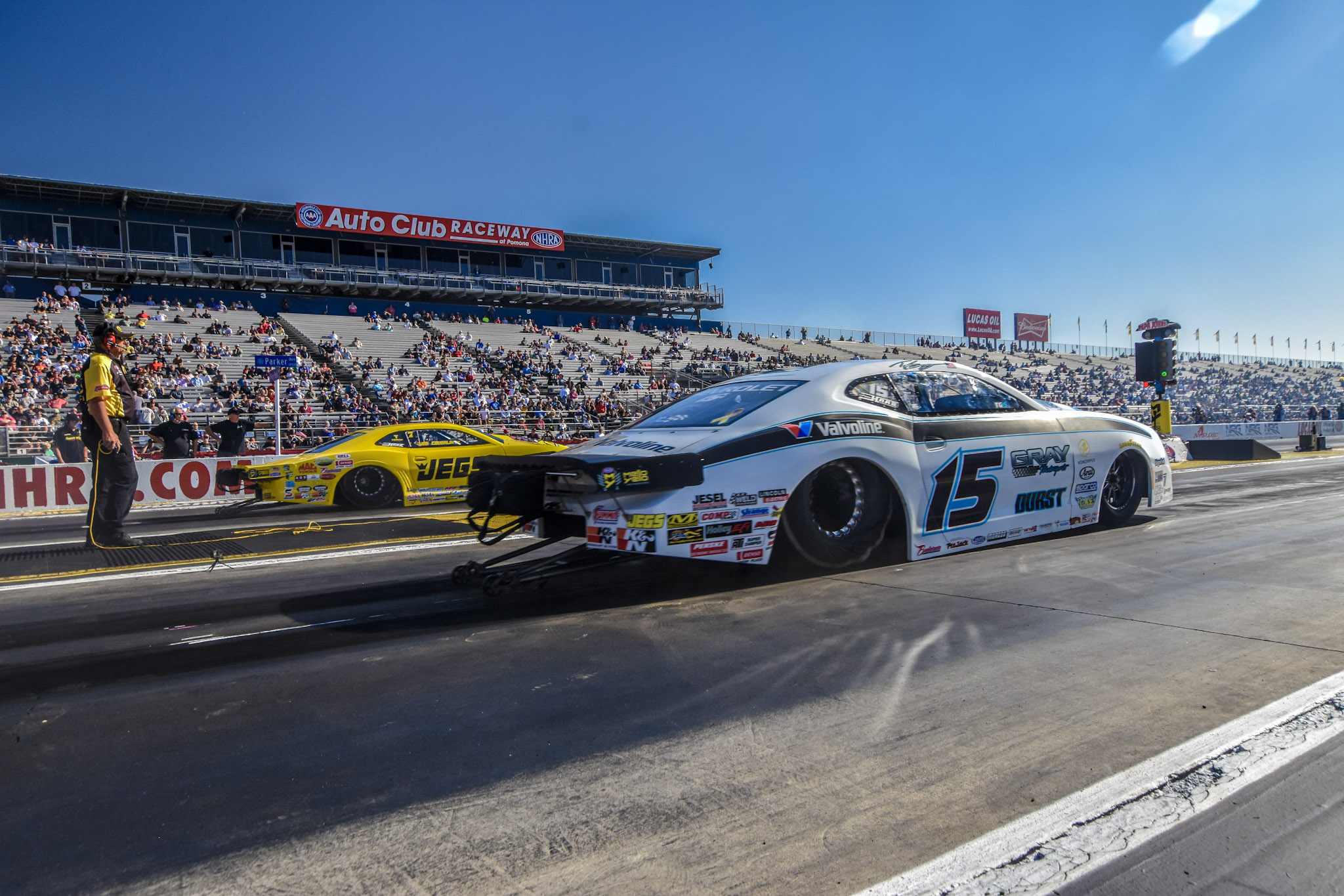 NHRA Prostock Customer Tanner Gray